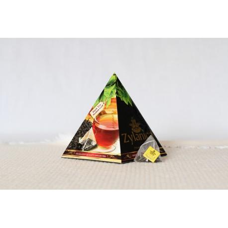 ČERNÝ ČAJ pyramidy