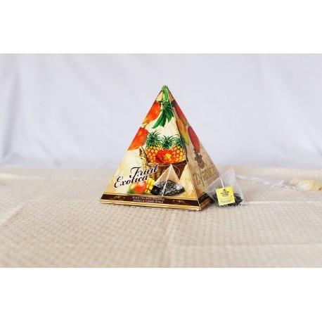 MANGO, ANANAS A ONKVĚTNÍ LÍSTKY pyramidy